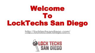 Locksmiths in San Diego, LockTechs