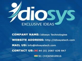 Idiosys-Best Web Design & Mobile App Development Company