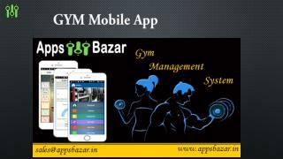 Gym App | AppsBazar| Workout Routines | Personal Trainer App