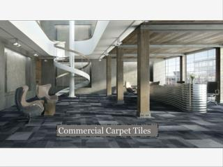 Commercial Carpet Tiles in Sharjah
