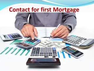 Home Mortgage Calculator check your Second Mortgage Rates in ontario