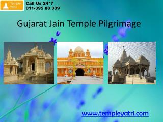 Gujarat Jain Temple Pilgrimage
