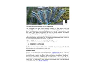 Ats Noida Expressway Residential Project: Ats Knightsbridge