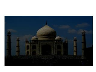 Important Facts About Taj Mahal