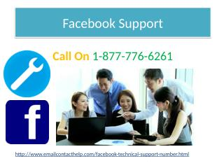 Facebook Support Number @1-877-776-6261: Help at Your Doorstep