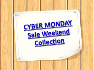 Cyber Monday sale weekend collection by mogulinterior