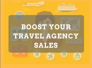 How To Boost Your Travel Agency Sales