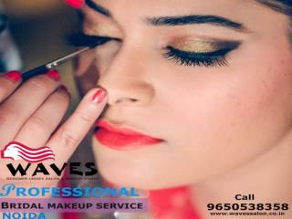 Best opportunity bridal makeup services starting from Rs. 7500 only. Get appointed fast this season.