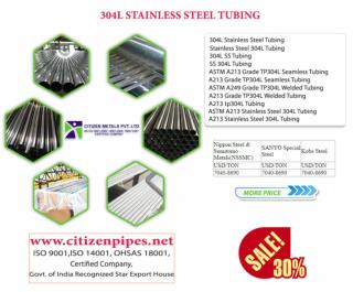 304L stainless steel Tubing