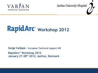 Workshop 2012