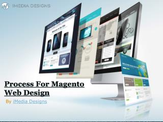 Process For Magento Web Design