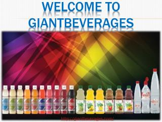Giant Beverages Limited