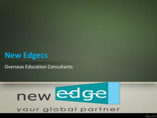 IELT, GRE,TOEFL, PTE coaching institute -Newedgecs