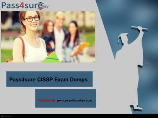 Pass4sure CISSP Exam Dumps Questions and Answers