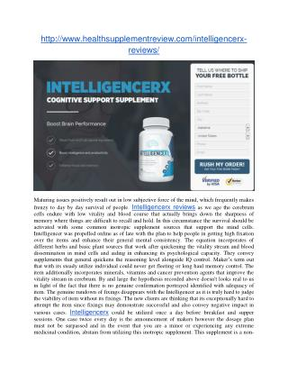 http://www.healthsupplementreview.com/intelligencerx-reviews/