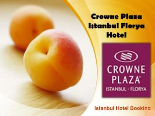 Hotel Booking Istanbul