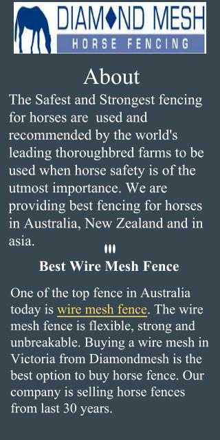 Best Wire Mesh Fence