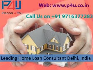 Secured Home Loan Provider Agency Delhi - 9716377283