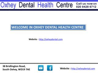 Teeth whitening center Hertfordshire