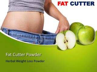 Ayurvedic Fat Cutter Powder