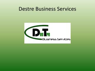 Destre Bookkeeping in Melbourne Australia