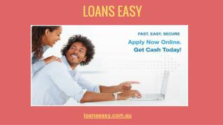 Same Day Cash Loans in Australia