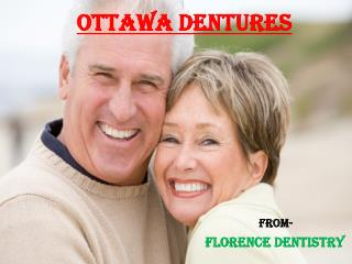 Ottawa Dentures from Florence Dentistry