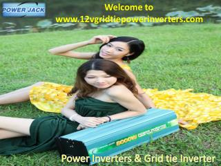 Search China based Power Inverter Supplier