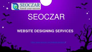 website design &hosting company in Delhi|web designing servcies| Seoczar