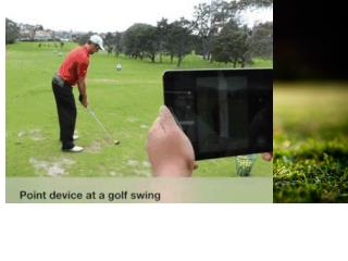 Golf Swing Sequences - Swingprofile.com