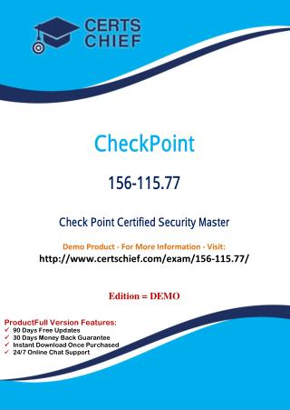 156-115.77 IT Certification Test Material