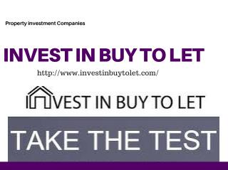 Property Investment Experts