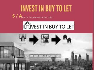 How to Invest in Property