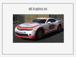 MR Graphics Inc