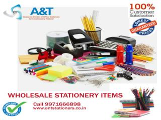 Best stationery items Wholesaler in Gurgaon. Call at 9971666898.
