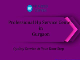 Professional Hp Service Center in Gurgaon