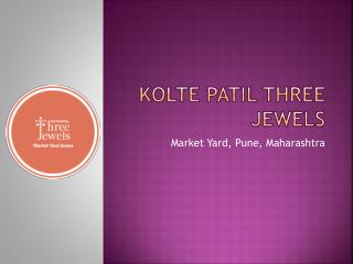 Kolte Patil Three Jewels