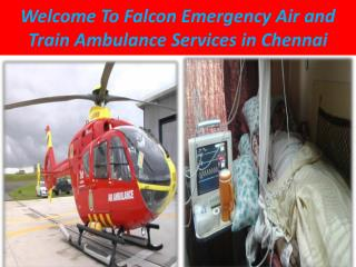 High Quality Air Ambulance Services in Brahmpur by Falcon Emergency