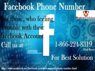 Ride a better account call us Facebook Customer Support at 1-866-224-8319