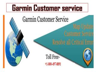 Garmin Technical Support -  18004978891
