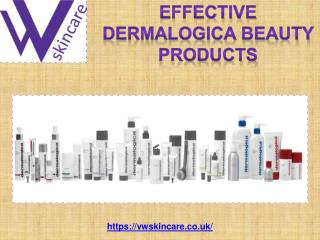 Effective Dermalogica Beauty Products