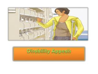 Appealing an Individual Disability Insurance Benefits