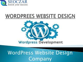 Wordpress website design company|best web designing services