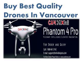 Drone Store In Canada