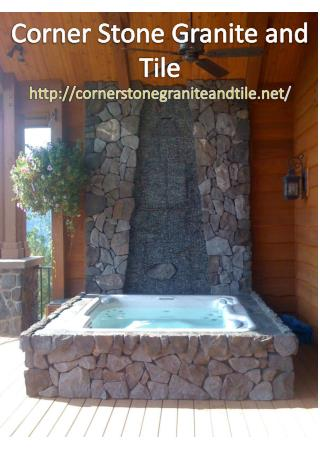 Corner Stone Granite and Tile | http://cornerstonegraniteandtile.net/