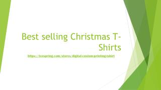 Best Selling Christmas T-shirts & Hoodies, Coffee Mugs