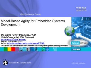 Model-Based Agility for Embedded Systems Development