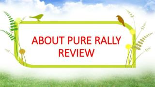 Pure Rally UK Car Racing Organizations