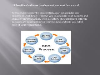 Software Development India