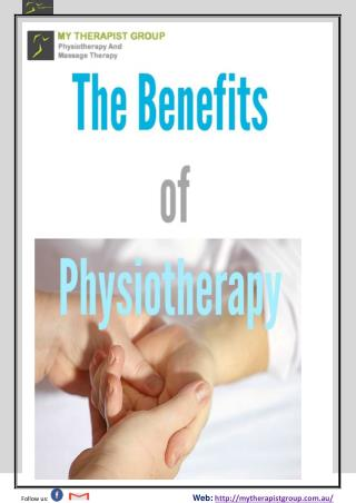 The Benefits of Physiotherapy.pdf